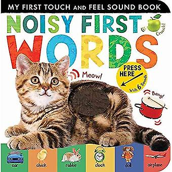 Noisy First Words: My First Touch and Feel Sound� (My First) [Board book]