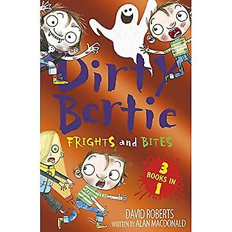 Frights and Bites: Fangs! Scream! Zombie! (Dirty Bertie)