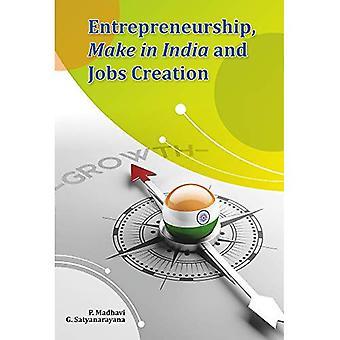 Esprit d'entreprise, assurez-vous en Inde et de la création d'emplois