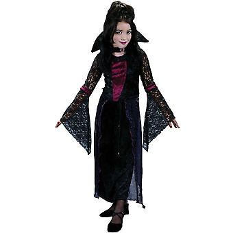 Dark Vampiress Child Costume