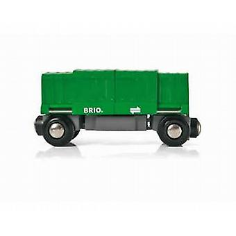 BRIO Box Car Wooden Toy