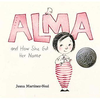 Alma och hur hon fick sitt namn