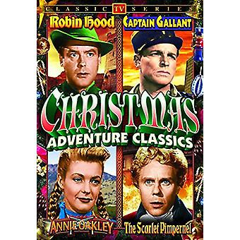 Christmas Adventure Classics : 4 importer des USA Episode Collection [DVD]