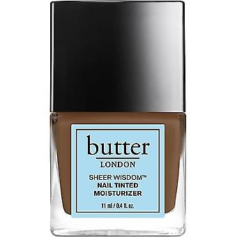 butter LONDON SHEER WISDOM Nail Tinted Moisturizer 11ml