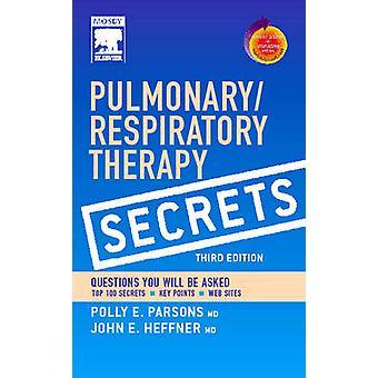 PulmonaryRespiratory Therapy Secrets by Parsons & Polly E.