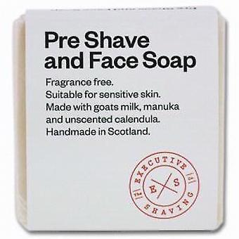 Executive Shaving Company Goats Milk Pre Shave Soap 100g