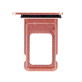 Corallo Dual SIM vassoio per iPhone XR