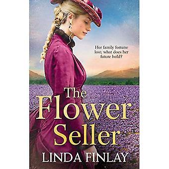De bloem verkoper