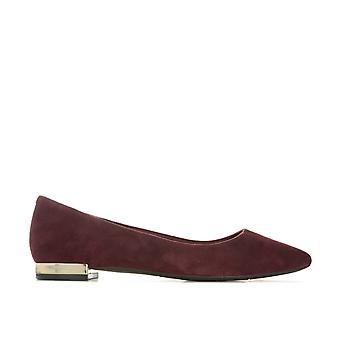 Womens Rockport mouvement Total Adelyn demi-pointes en Merlot