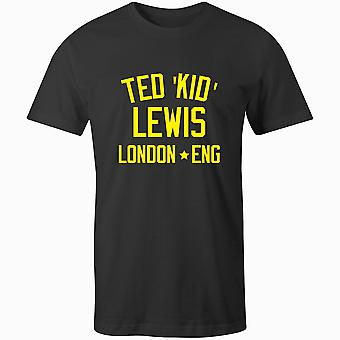 Ted 'Kid' Lewis Boxing Legend T-Shirt