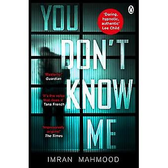 You Don't Know Me - A BBC Radio 2 Book Club Choice by Imran Mahmood -
