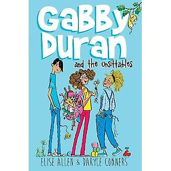Gabby Duran and the Unsittables by Elise Allen - 9781484725429 Book