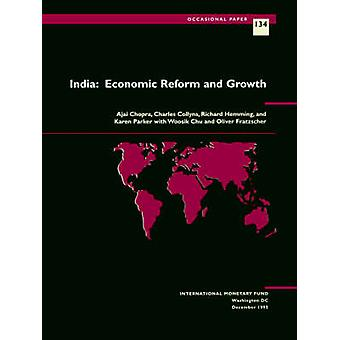 India - Economic Reform and Growth by Ajai Chopra - 9781557755391 Book
