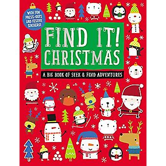Find It! Christmas Activity by Thomas Nelson - 9781785984457 Book