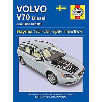 Volvo V70 Owners Workshop Manual - 2016 - 9781785213519 Book