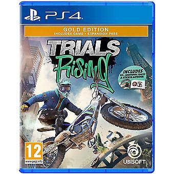 Gioco di Trials Rising Gold Edition PS4