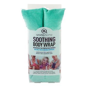 Filo sottile aroma casa lenitivo lavanda grano borsa: turchese