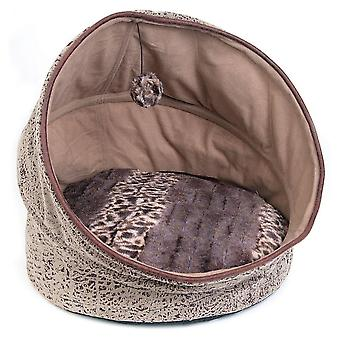 Animate Pop Up Hoodie Pet Bed & Cushion