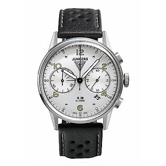 Junkers pour hommes Chronographe (6984-4)