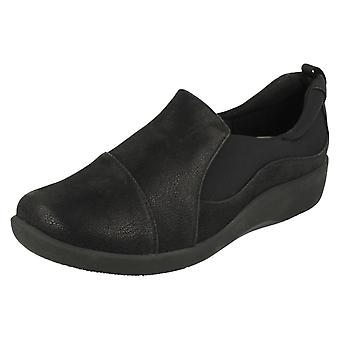 Ladies Cloudsteppers By Clarks Casual Shoes Sillian Paz