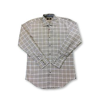 Circle of Gentlemen 'Cobey' checked shirt