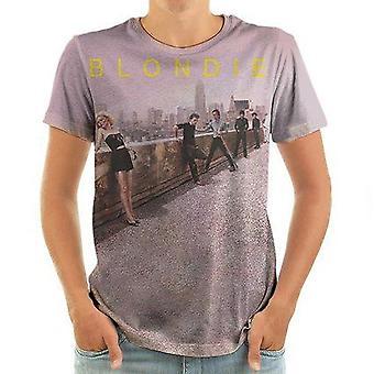 Born2rock - autoamerican - blondie t-shirt