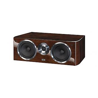 Heco Celan GT Center 42, 2 way bass reflex Center speaker, color: espresso 1 piece, new goods