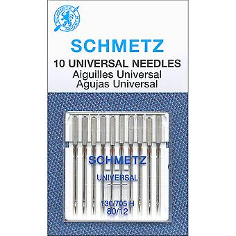 Universal Machine Needles -Size 80/12 10/Pkg 1833