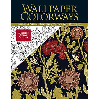 Mixed Media ressources-Wallpaper Colorways MMR-21747
