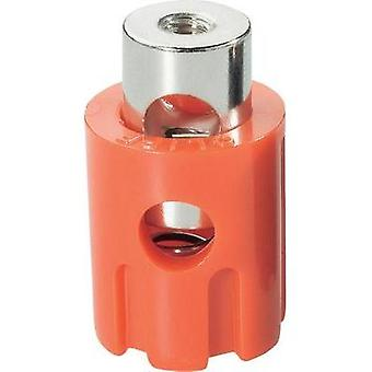 Spring-loaded terminal Red 15 A Cliff FCR681580 1