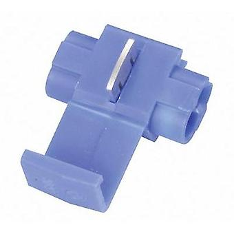 Low power connector flexible: 0.75-1 mm² rigid: 0.75-1 mm² Number of pins: 2 3M 1 pc(s) Blue