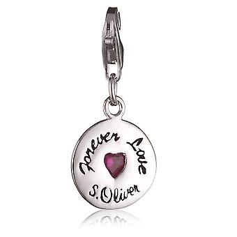 s.Oliver Jewel Ladies Silver Charm Love SOAKT / 126-405843