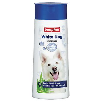 Beaphar burbujas perro blanco champú 250ml (Pack de 6)
