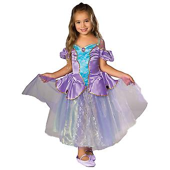 Victorian Ballerina Lilac Princess Girls Costume S