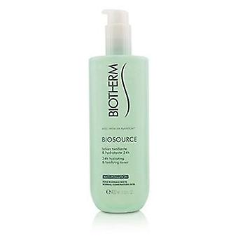 Biotherm Biosource 24H Hydrating & Tonifying Toner - til Normal/kombineret hud - 400ml/13,52 oz