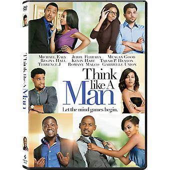 Tror som en Man [DVD] USA import