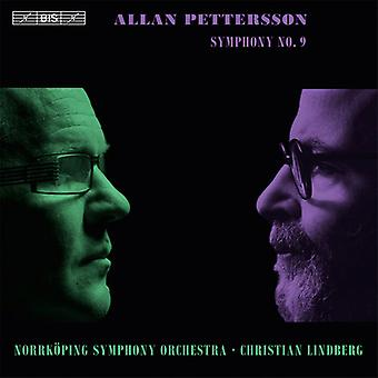 Pettersson - Pettersson: Symphonie n ° 9 [SACD] USA import