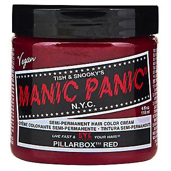 Manic Panic Manic Panic Classic Red Pillarbox (Woman , Hair Care , Hair dyes , Hair Dyes)