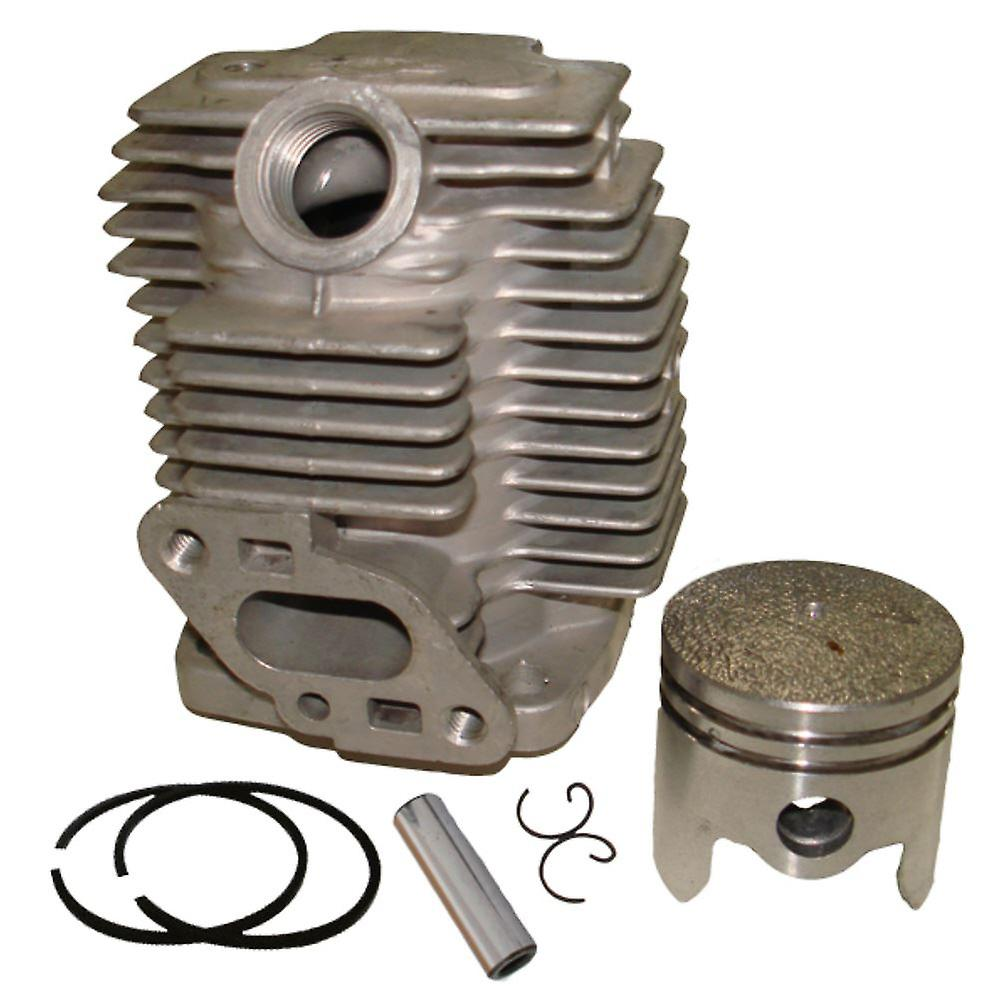 Cylinder Amp Piston Assembly With Rings Fits Mitsubishi Tu26