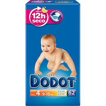 Dodot Diapers T-4 (9-15 Kg) 64 Units (Babies , Diapers , Diapers)