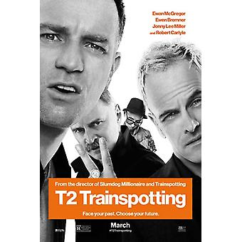 T2 Trainspotting Movie Poster (27 x 40)