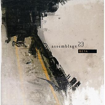 Assemblage 23 - Meta [CD] USA import