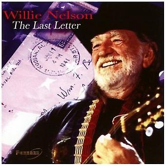 Willie Nelson - sidste brev [CD] USA import