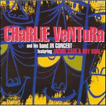 Charlie Ventura - Charlie Ventura & His Band in [CD] USA import