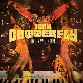 Iron Butterfly - Live in Sweden 1971 [CD] USA import