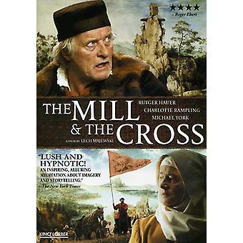 Kvarnen & Cross [DVD] USA import