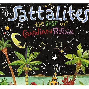 Sattalites - Best of Canadian Reggae [CD] USA import