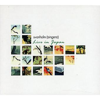 Svanholm Singers - Svanholm sangere bor i Japan [CD] USA import