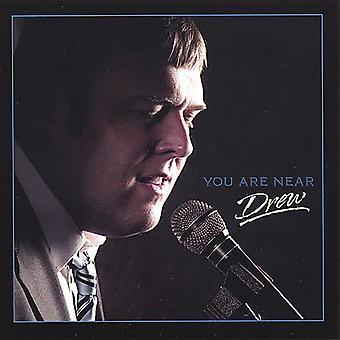 Drew Rieder - You Are Near [CD] USA import