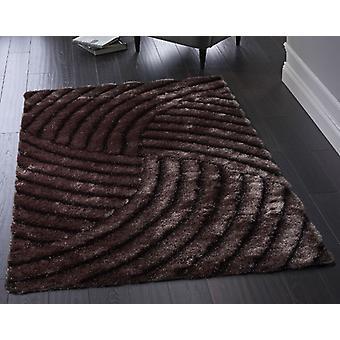 Alfombras Dallas malva rectángulo alfombras llano casi llanos
